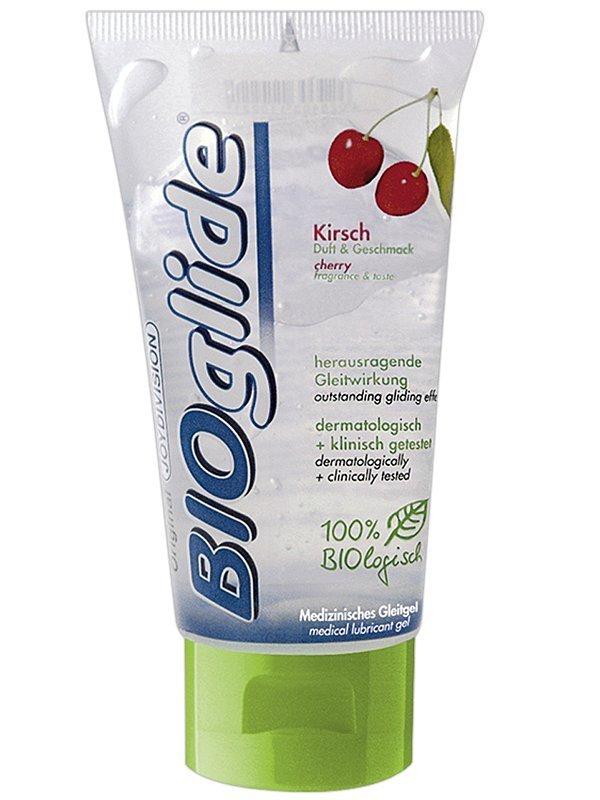 Bio glide lubrikační gel bio 80ml třešeň Joydivision Präparate