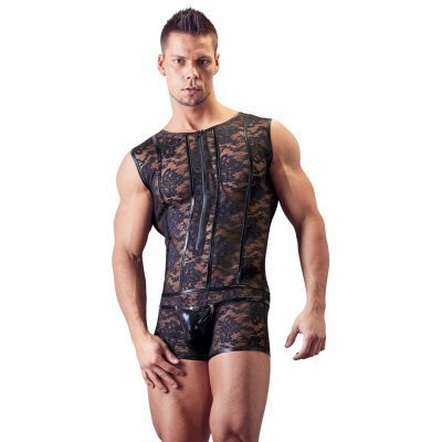 Men's Body lace