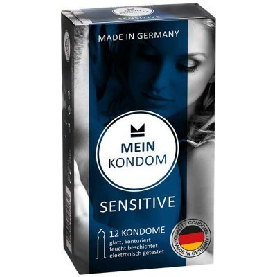 Mein Kondom Sensitive - 12 Condoms