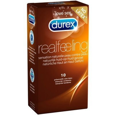 Durex Real Feeling - 10 Pieces