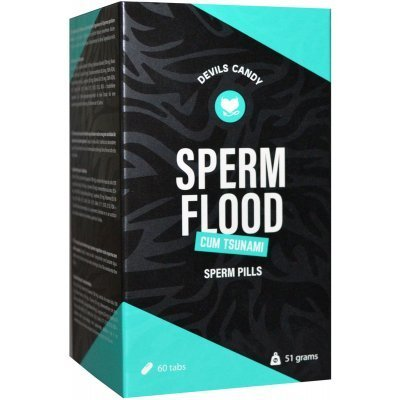 Devils Candy Sperm Flood