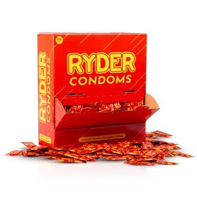 Ryder Condoms - 500 Pcs.