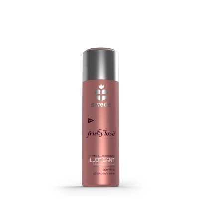 Sparkling Strawberry Wine Water-Based Lubricant - 50ml