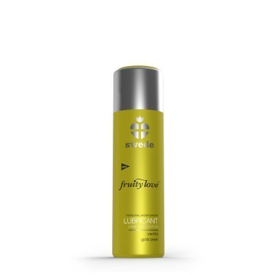 Vanilla/Gold Pear Water-Based Lubricant - 50ml