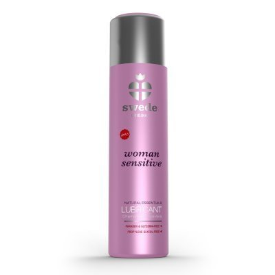 Woman Sensitive Water-Based Lubricant - 120ml