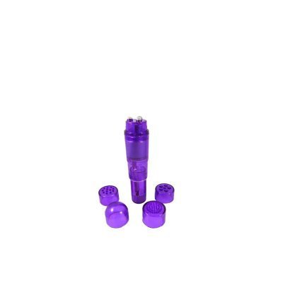 Pocket Pleasure Mini Vibrator - Purple