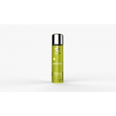 Vanilla/Gold Pear Water-Based Lubricant - 60 ml